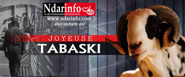 NDARINFO.COM vous souhaite une bonne fête de Tabaski. DEWENETI !