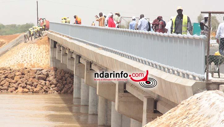 Hier un rêve, le pont de Ndioum est aujourd'hui une réalité !