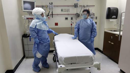 Une infirmière américaine dénonce sa mise en quarantaine