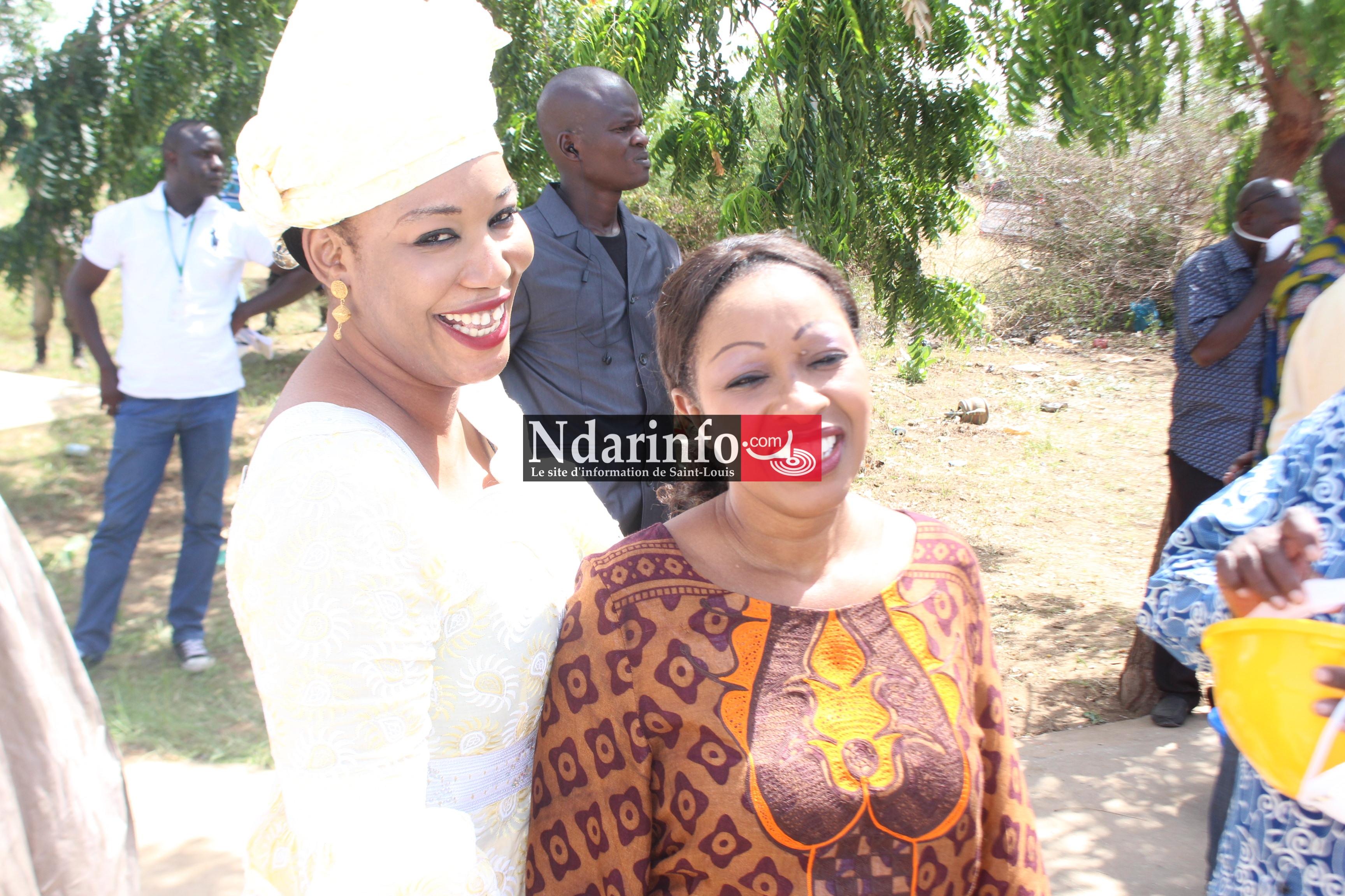 PHOTOS Arrivée du Président Macky Sall à l'Agropole de Fass NGOM