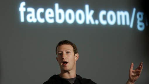 Facebook bloque une campagne de dépistage du cancer du sein