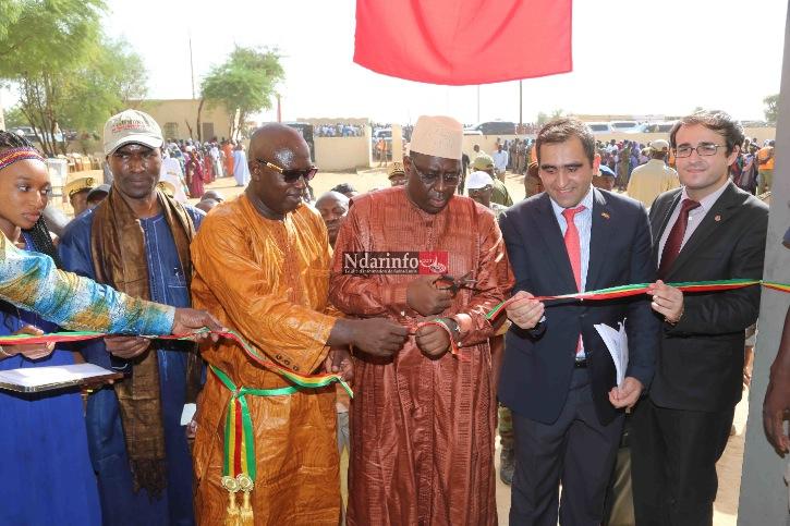 Le Poste de Santé de Galoya inauguré (Photos)