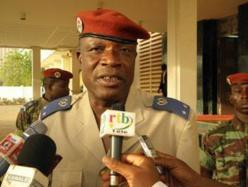 FASO: Le général Kwame Lougué prêt à diriger la transition.
