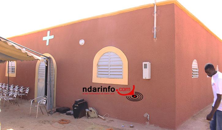La maternité de Ngendar