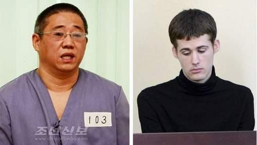 La Corée du Nord libère deux détenus Américains