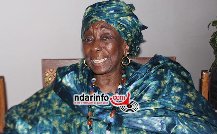 Saint-Louis: Fatou NIANG SIGA honorée. La grande Saint-Louisienne célébrée (vidéo)