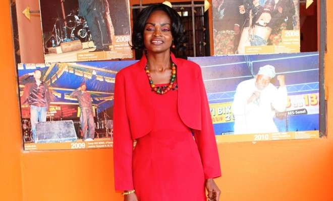 La directrice d'Africa fête salue la reconnaissance des artistes lancés par son label