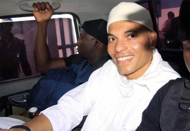 JUSTICE: le procès de Karim Wade reprend après un mois de suspension