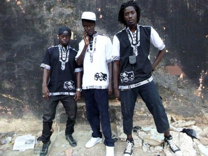 FESTIVAL BËCCËGU NDAR KAMM: artistes Hip-Hop locaux, de Rosso, Louga, Dakar et France invitent la population à la fête et à l'action.