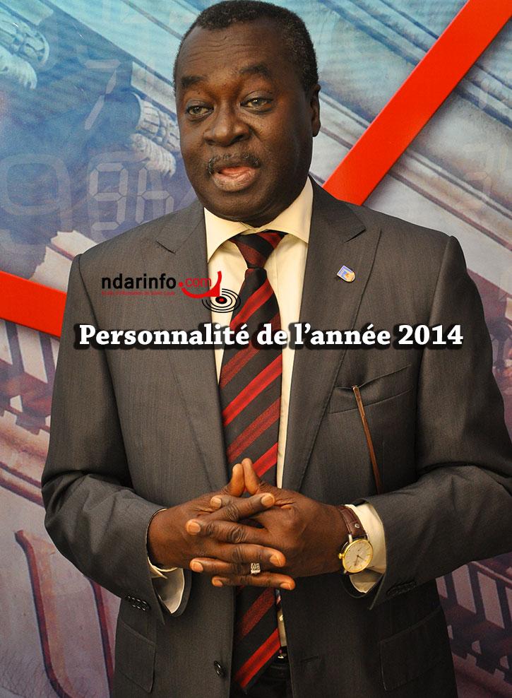 ABABACAR SY, personnalité de l'année 2014 !
