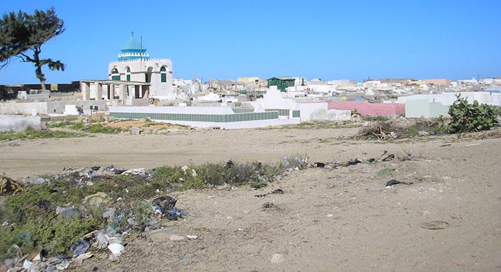 SAINT-LOUIS: de la vente de chanvre indien dans les cimetières de Guet-Ndar.