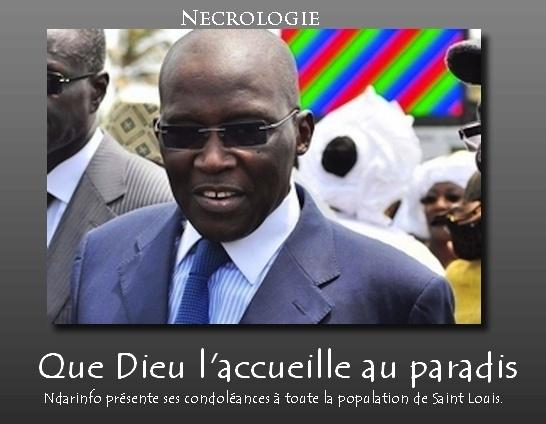 9 JANVIER 2013 - 9 janvier 2015: 2 ans, nous a quitté Ousmane Massek NDIAYE,  le bâtisseur, le bienfaiteur.
