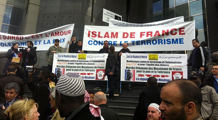A Paris et ailleurs, marches mondiales contre le terrorisme !