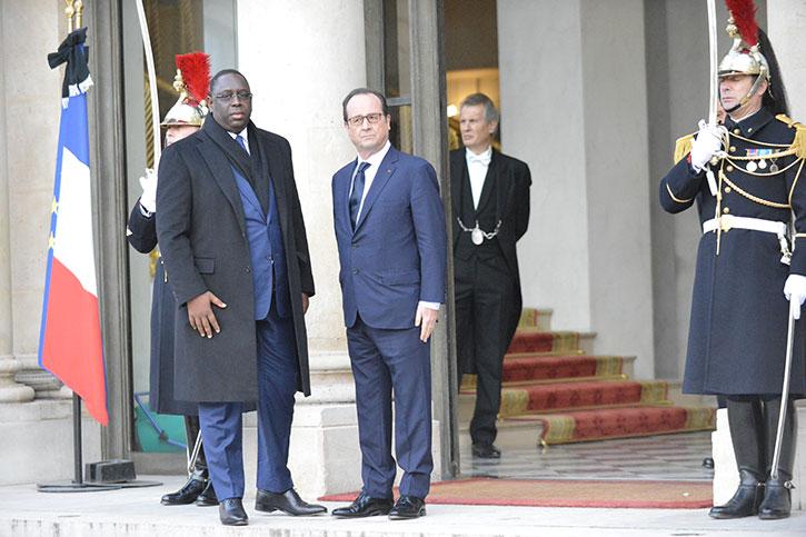 Image directe. Présidence de la République du Sénégal