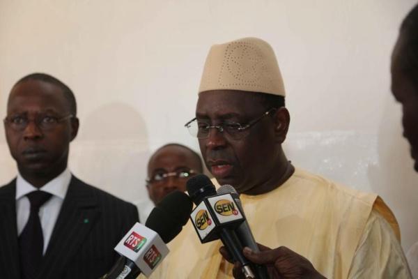 Interdiction de Charlie Hebdo au Sénégal: Macky Sall s'explique…