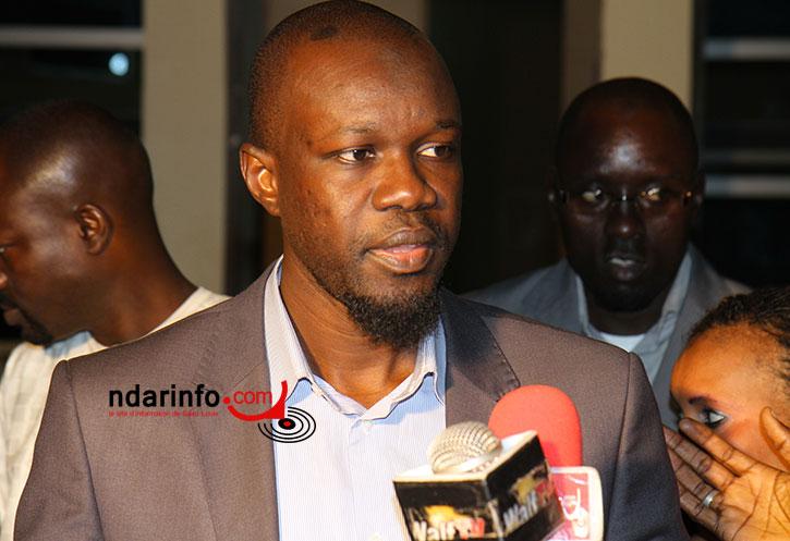 Ousmane SONKO, président du PASTEF
