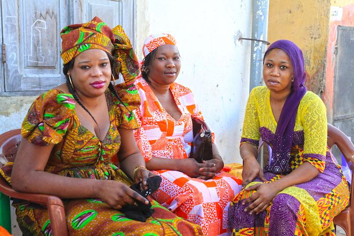 (Photos) Du beau monde au baptême de la fille de notre confrère Ousseynou DIOP de la Teranga FM.