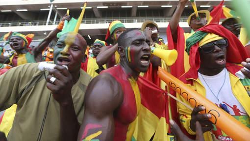 Plusieurs tués lors de la célébration du but de la Guinée