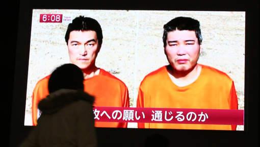 L'EI confirme l'exécution d'un otage japonais