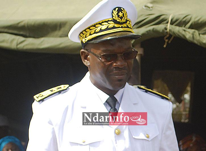 Saint-Louis: le nouveau Gouverneur Alioune Aidara Niang,  installé dans ses fonctions.