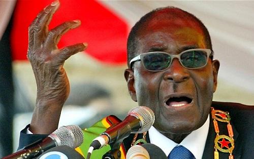 Papa Mugabe, 90 ans, nouveau président en exercice de l'UA