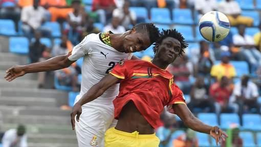 Le Ghana en demi-finale, Sylla sort sur blessure