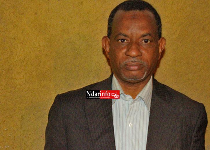 Arona SOW, maire de la Commune de NDIEBENE GANDIOL