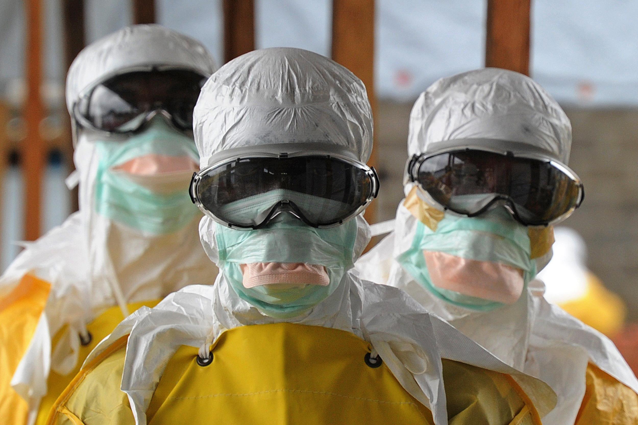 Ebola : l'épidémie repart à la hausse en Afrique de l'Ouest