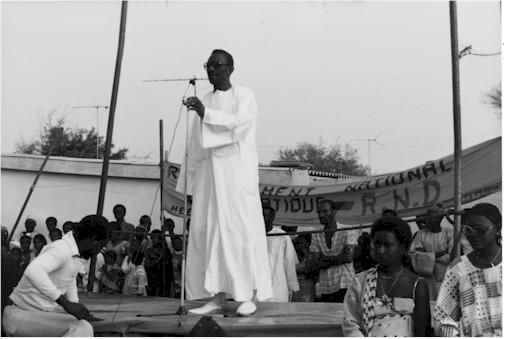 Cheikh Anta Diop : Égyptologue sénégalais est mort le 7 février 1986