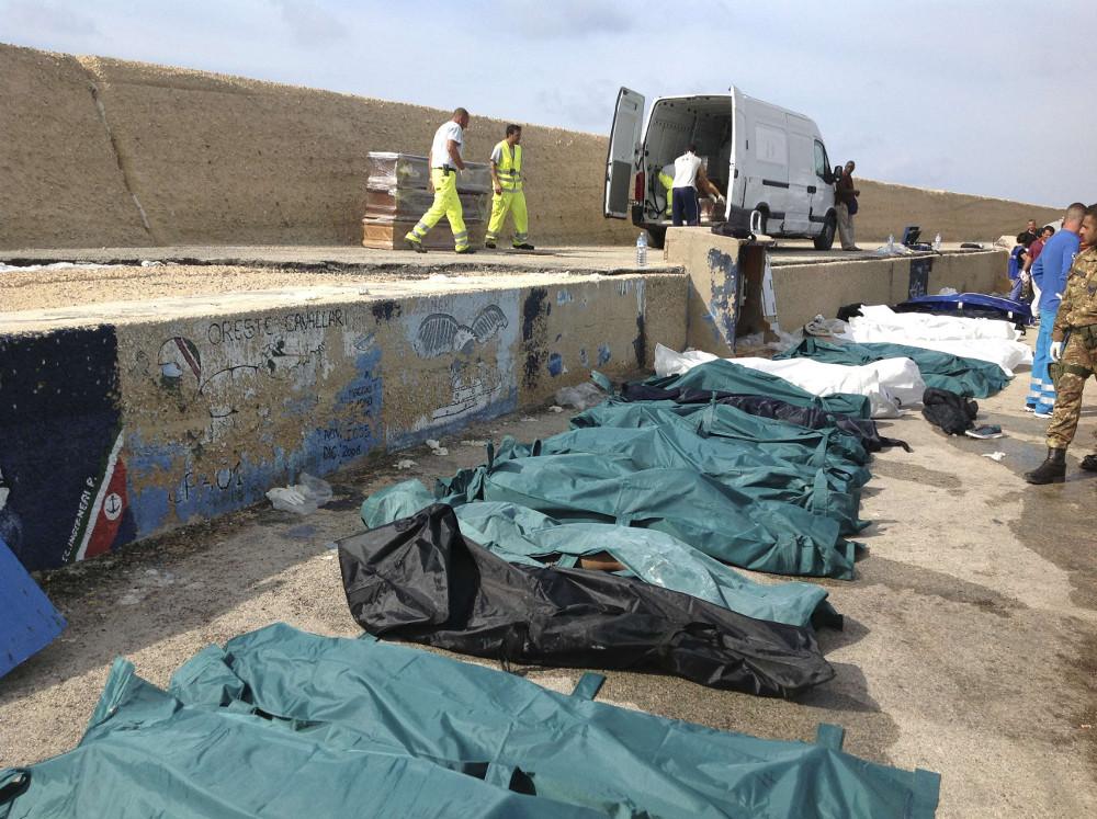 Immigration: Nouveau naufrage au large Lampedouza, des Sénégalais parmi les victimes