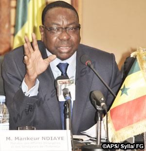 Le Sénégal soutient la coopération entre Etats africains