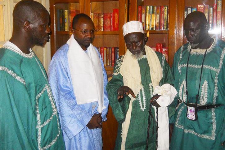 ACTES DE PROFANATION AUX CIMETIÈRES DE GUET-NDAR : Serigne Abdoulaye Bamba SARR très indigné (audio)