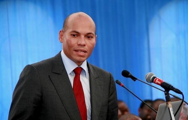 Procès de Karim Wade : L'Etat du Sénégal réclame à 200 milliards de FCFA à Wade-fils