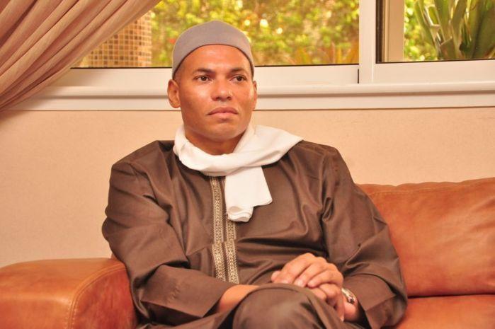 KARIM WADE: 7 ans de prison et une amende de 250 milliards de francs Cfa pour enrichissement illicite et corruption. et