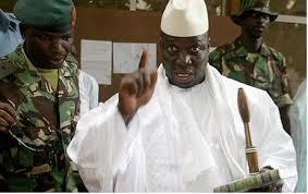"""Yaya Jammeh : """" Le Sénégal est un mauvais voisin """""""