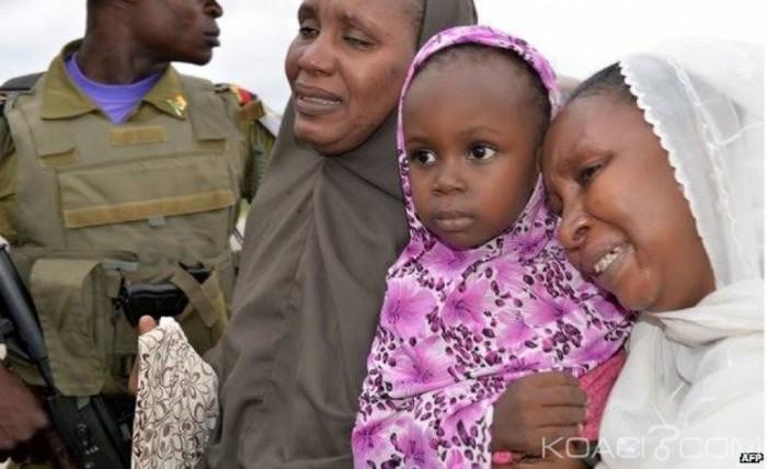 Nigeria: Boko Haram libère 158 otages