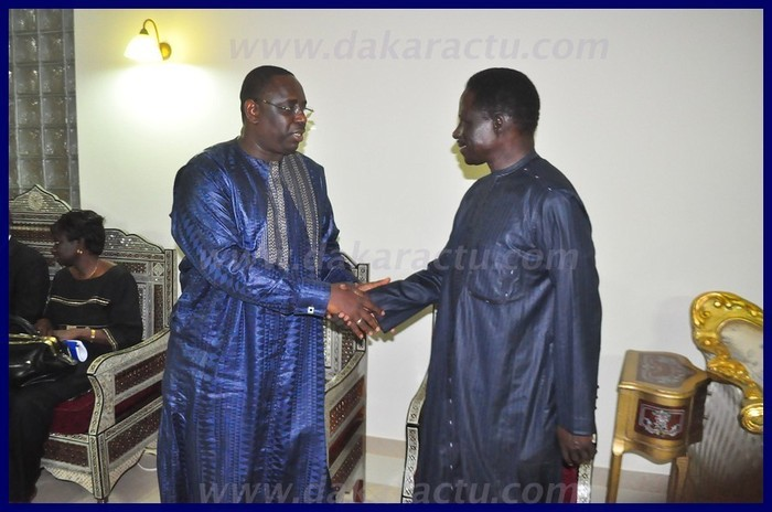 Pr Ibrahima FALL attribue une mauvaise note à Macky Sall