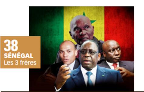 Quand le fils « adoré », le fils « pressé » et le fils « discret » font la une de Jeune Afrique