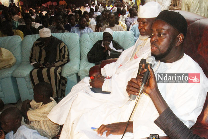 RELIGION: le professeur Babacar NDIAYE invite les femmes à s'inspirer des épouses du prophète Mouhamed (Psl).