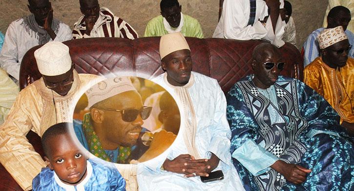SAINT-LOUIS: les images du Ngontal de Serigne Ahmadou Bamba DIOP.