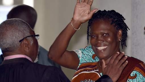 Simone Gbagbo condamnée à 20 ans de prison