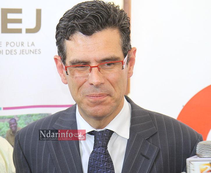 Alberto VIRELLA, directeur coopération espagnole Afrique-Asie. Crédit: Ndarinfo.com