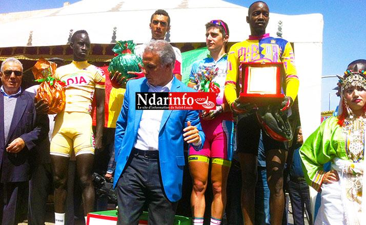 SPORTS : la ligue de cyclisme de Saint-Louis rayonne au Maroc.