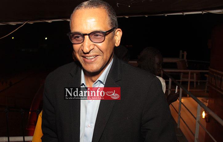 SAINT-LOUIS: Abdrahmane Cissokho, le César du meilleur réalisateur pour Timbuktu, accueilli en star à HOSTELYA 2O15