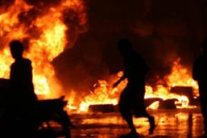 Un incendie ravage des maisons dans un village près de Gossas