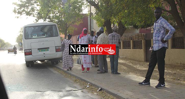 ACCIDENT: carambolage de véhicules sur la ROUTE DE KHOR.