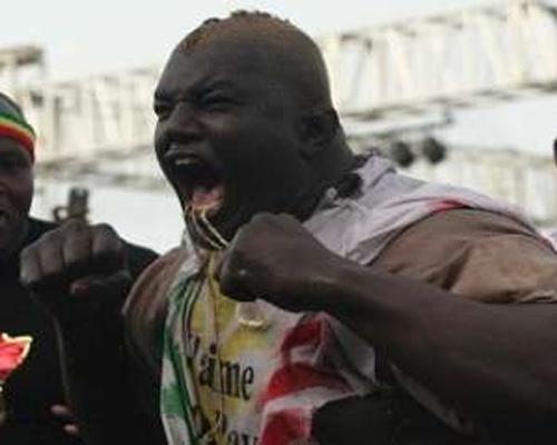 Bambey: le combat Eumeu Sène-Balla Gaye 2 fait un mort