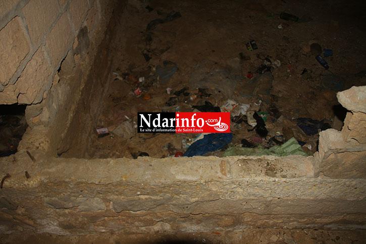 MEURTRE A MÉDINA COURSES : un jeune homme sans vie, découvert dans une maison abandonnée (photos)