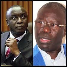 Idrissa Seck chez Babacar Gaye pour des condoléances : prémices d'un rapprochement entre «Rewmi» et le PDS ?