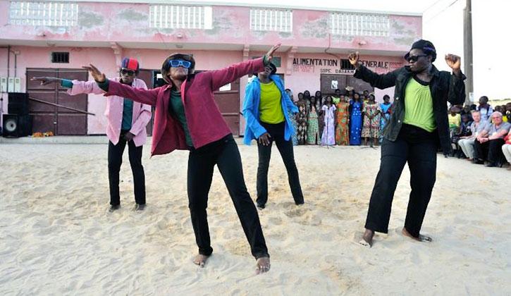 CULTURE: Duo Solo Danse et le plateforme Danse l'Afrique Danse prévus du 3 au 7 juin 2015 !